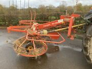 Fransgard Rv390 Tractor Mounted Hay Straw Grass Silage Tines Farm Cattle Cow