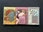 The Claiming Of Sleeping Beauty Trilogy By Ann Roquelaure Hardback