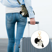 1 Pc Portable Key Accessory Metal Buckle Key Ring Convenient Luggage Decoration