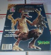 Leeand039s Toy Reviews Magazine Action Figure News Price Guide Mcfarlane Toys Spawn