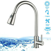 Brand-new Kitchen Faucet + Hosespull-out Stainless Steel Flexible Rotatable
