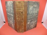 Lempriere's Classical Dictionary Old Antique Book 1700s History Encyclopaedia