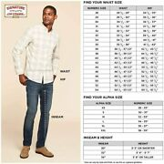 Signature By Levi Strauss And Co. Gold Label Men's Bootcut Fit Jeans
