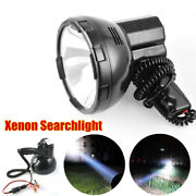 35w Xenon Searchlight Fishing Boat Lighting Hand-held Camping Lamps For 12v Car