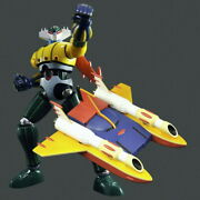 Dynamite Action Steel Jeeg Steel Jeeg And Big Shooter Build Up Set