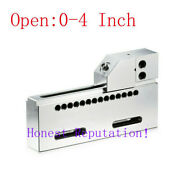 4 Wire Edm Vise High Precision Sus420 Stainless Steel 100mm Cnc Jaw Opening