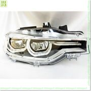Bmw 3 F30 F31 Headlight Right Unit Assembly 3series Late Modelfor Right Handle