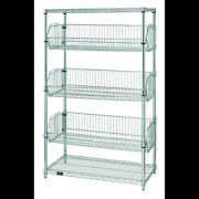 Quantum Storage Systems 2448bc6c Stationary Wire Basket Units