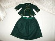 American Girl Doll Clothing- Felicityand039s Riding Outfit -guc - Exc.