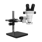 Scienscope Sz-pk5s-e1 Ssz Stereo Zoom Microscope With Compact Led Light On
