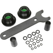 Hs5157 Front Mount Hydraulic Steering Cylinder Seal Kit For Seastar With Wrench
