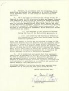 Lucille Lucy Ball - Contract Signed 03/06/1962 Co-signed By Edwin E. Holly