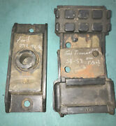 Ford Thunderbird Motor Mounts And Transmission Mount 55 To 57 Nos
