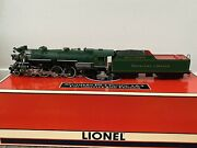 Lionel Trains 6-38064 Southern Crescent Ps-4 Pacific 4-6-4 Locomotive Tender Mib