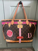 Louis Vuitton Neverfull Summer Trunk Limited Edition