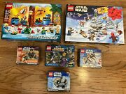 Lego Advent Calendars City And Star Wars And Catwoman And Star Wars Individual