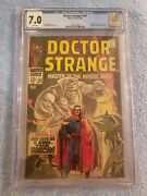 Doctor Strange 169 Ccg 7.0 White Pages 1st Doctor Strange In His Own Title.
