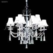 James R Moder 96019s2p Pearl Collection 12 Arm Chandelier