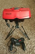 Nintendo Virtual Boy Console/used - Tested - No Game Or Power Cord
