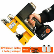 36v Wireless Portable Electric Bag Stitching Closer Sack Seal Sewing Machine