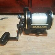 Daiwa Sealine Sl30sh Super High Speed Conventional Fishing Reel With Clamp