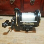 Daiwa Sealine Sl50sh Super High Speed Conventional Fishing Reel With Clamp