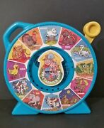 See 'n Say The Farmer Says - Vintage 1989, Blue, Animal Sounds Classic Toy Used