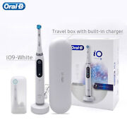 Oral B Io Series 9 Electric Toothbrush 3d 7 Modes Quick Charging Travel Case