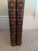 Birds Of Our Country Two Volumes