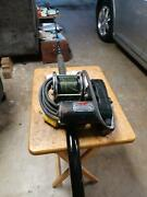 Penn 920 Electromate Electric Reel And Rod