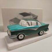 Dept 56 Snow Village - Classic Cars - 56 Chevy - Free Shipping