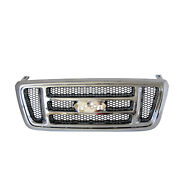 Front Grille Fits 2007-2008 Ford Lightduty 104-01826k