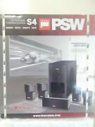 Psw S4 5.1 Hd Home And Professional Use Theater System 1500w Uhdtv Mp4 Msrp2438