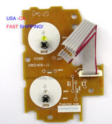 Play/cue Pcb Assy Circuit Board Part Dws1409 For Pioneer Cdj2000 Yellow Version