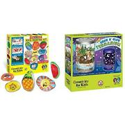 Creativity For Kids Hide And Seek Rock Painting Kit - Arts And Crafts For Kids - Inc