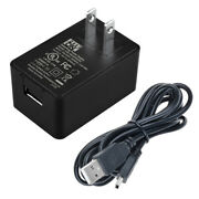 Ul Power Charger + Usb Cord For Leapfrog Leappad Ultra Xdi 33200 33300 Tablet
