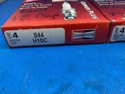 Early Ford V-8 Spark Plugs H10c