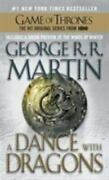 A Dance With Dragons By George R.r. Martin, Game Of Thrones, Paperback