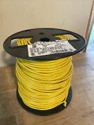 Southwire 411030502 Hookup Wire/mtw 14awg 500ft Yellow