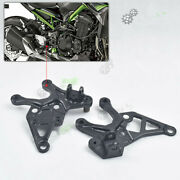 Front Rear Footrests Foot Pegs Pedal Bracket For Kawasaki Z900