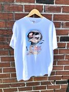 Fear And Loathing Shirt In Las Vegas Vintage 1998 Johnny Depp Movie Promo Large