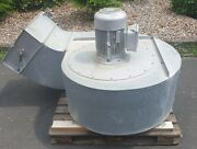 Ex Fencing Exhauster 48 Kw Suction System Extraction Fan Exhaust