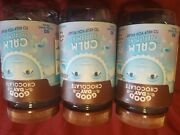 3 New Bottles Good Day Chocolate Calm Supplement, 240 Total Pieces Expired 2/21