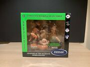 Double Barry Bonds/benito Santiago Sf Giants Bobblehead 201/504 With Case