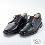Florsheim Imperial Kenmoor Shell Cordovan Shoes 10 C In Brown Ptb 5-nail V-cleat