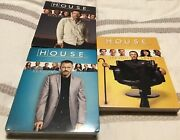 House, M.d. Tv Show New Series Season 5, 6 And7 Dvd Box Sets