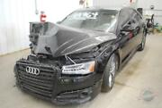 Tailgate / Trunk / Decklid For Audi A8 Assy Blk With Lights Less Camera 000