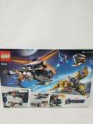 Lego Marvel Avengers Hulk Helicopter Rescue 76144 Building Kit 482 Pieces