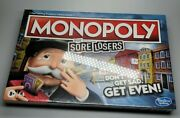 Monopoly For Sore Losers, Collect Sore Loser Coins Free Shipping To Usa