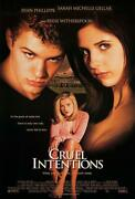 35mm Feature Cruel Intentions 1999 Reese Witherspoon Sarah Michelle Geller